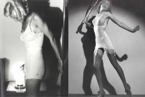 1930 lingerie