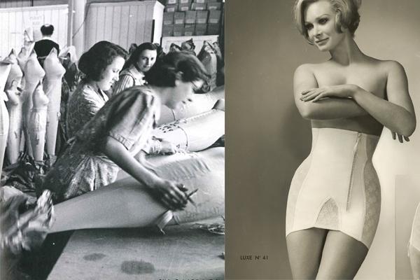 1950 lingerie