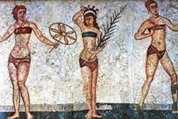 Lingerie antiquité